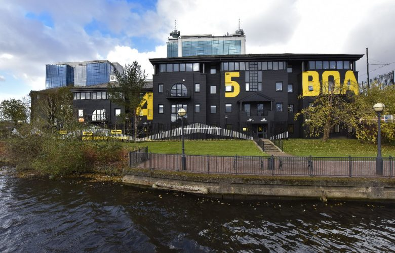 Exterior image Boat Shed, Salford Quays