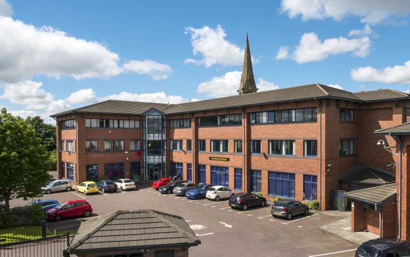 Exterior image of Greenwood Business Centre