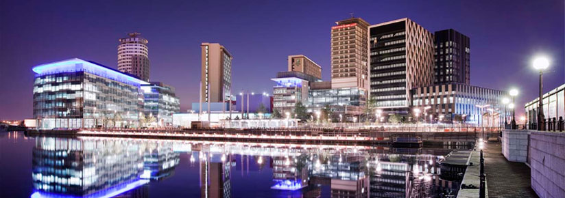 Salford Quays - Canning O'Neill