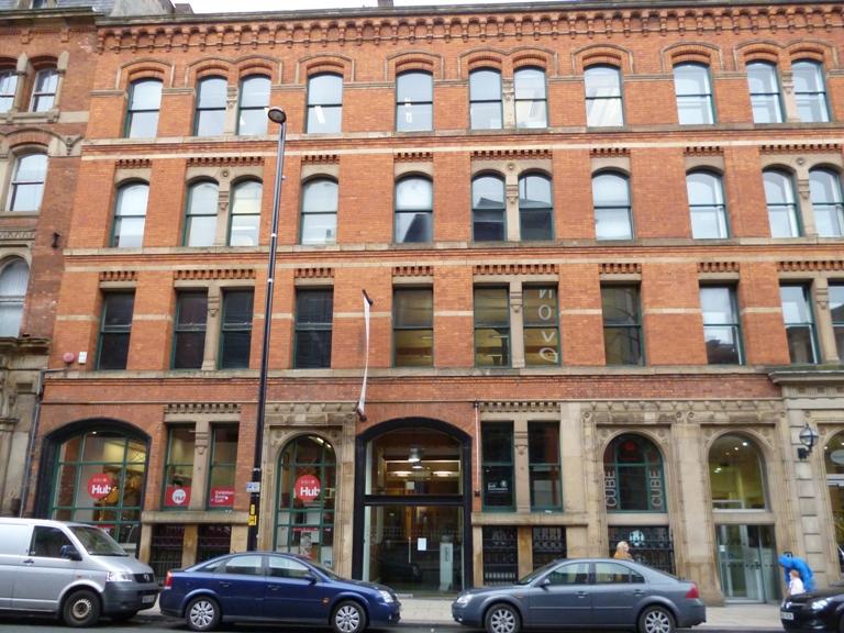 Exterior image 113-115 Portland Street