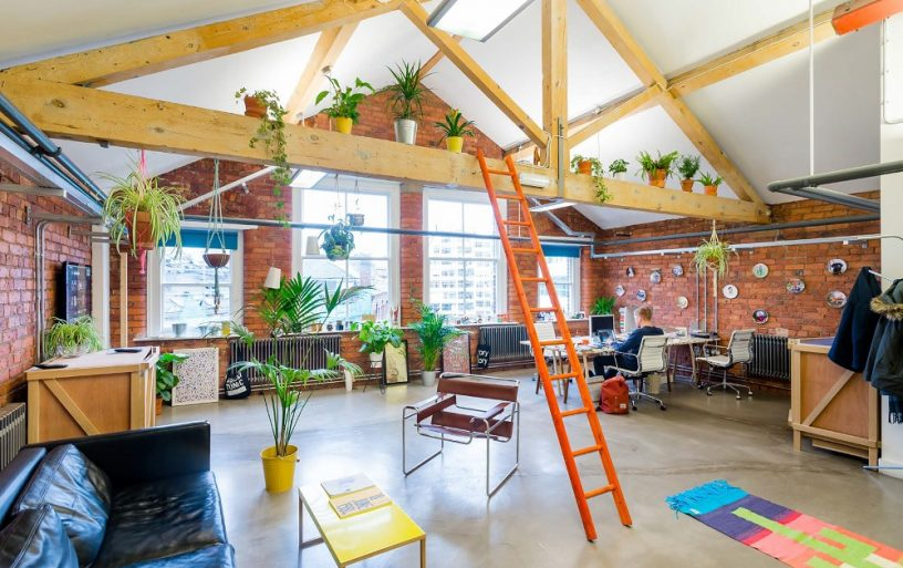 Indicative Office Fit Out - 113-115 Portland Street