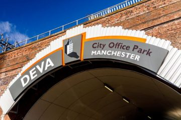Deva City Office Park, Manchester