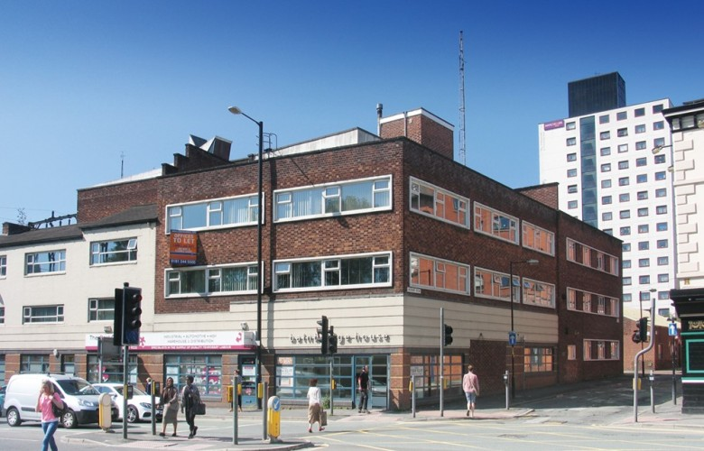 Bainbridge House, Manchester exterior photograph