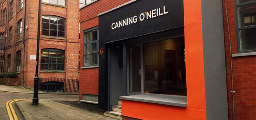 Canning O'Neill New Office