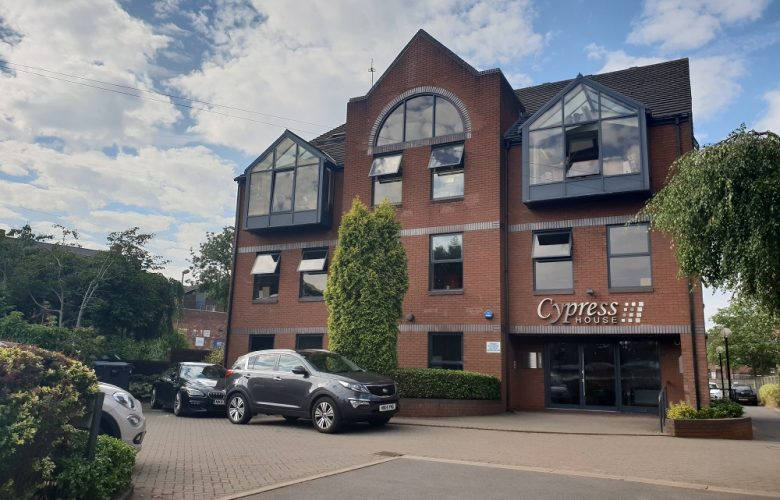 Exterior image Cypress House, Wilmslow