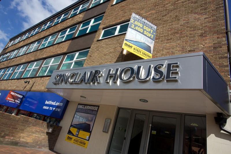 Sinclair House Cheadle Hulme