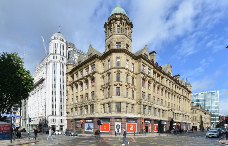 Exterior Image of 196 Deansgate
