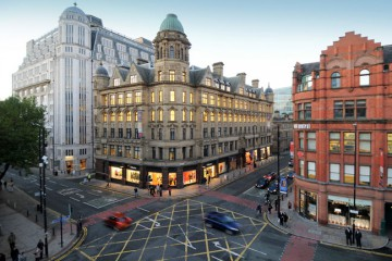 External photograph of 196 Deansgate