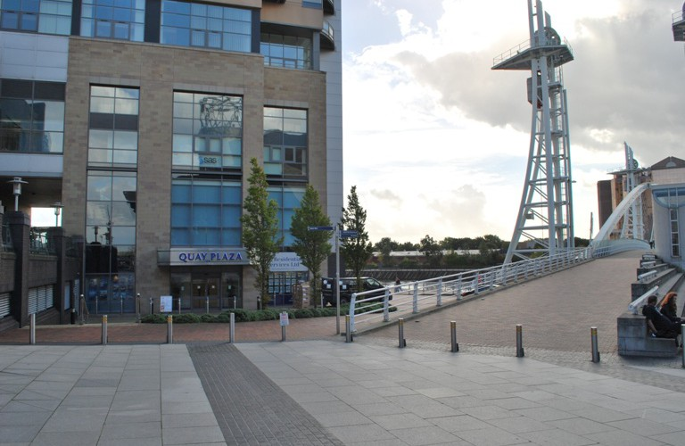 Quay Plaza offices Salford Quays