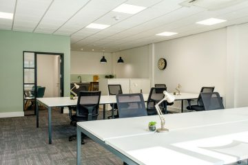Altrincham Business Park - Let Ready Studios