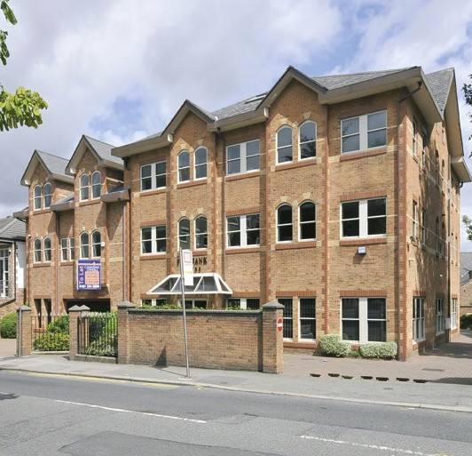 Exterior image of Fairbank House, Altrincham
