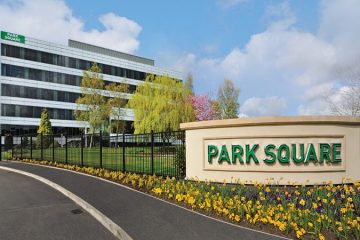 Exterior image of Park Square, Cheadle