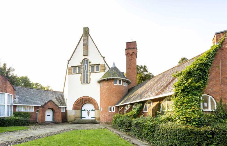 Image of Edgar Wood Building
