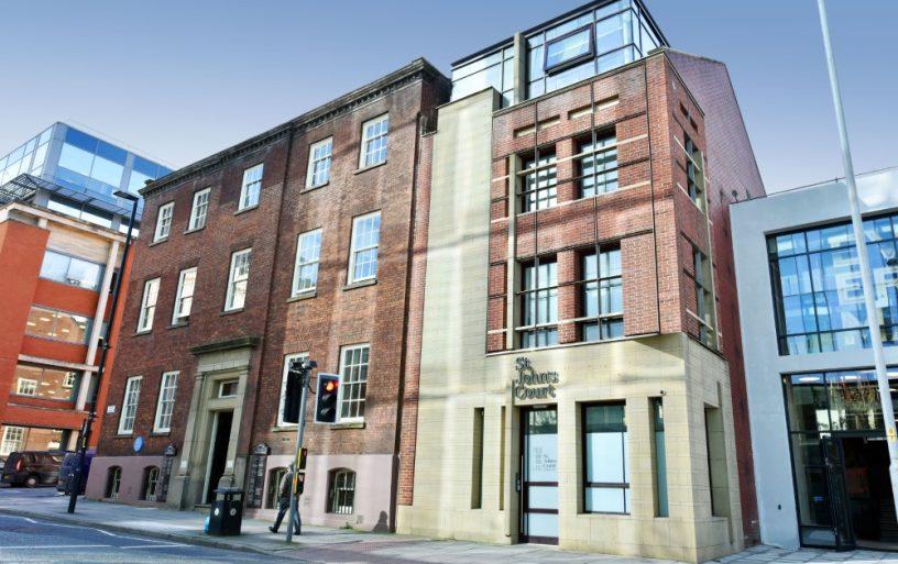 St Johns Court, 19B Quay Street, Manchester