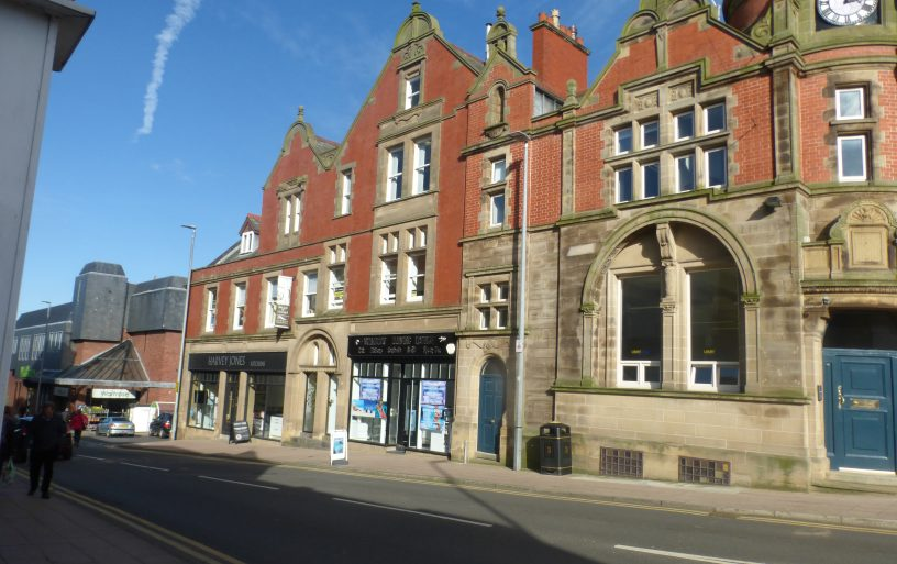 Exterior image Bank Chambers, Wilmslow