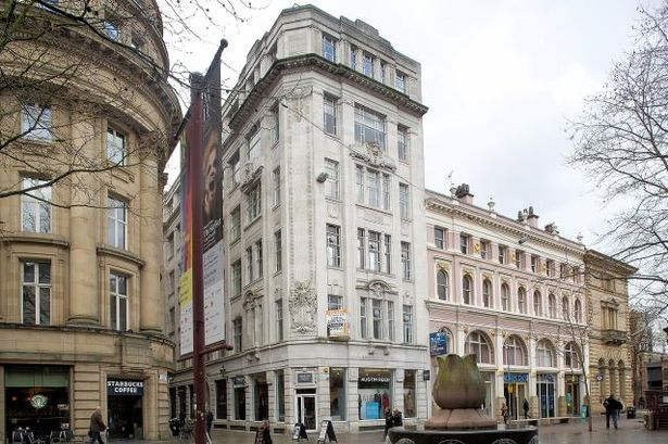 Exterior image Old Bank Chambers, Manchester