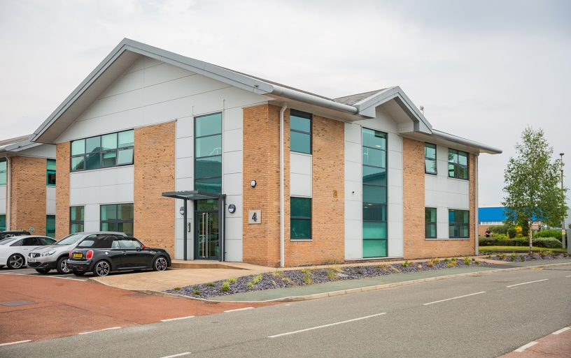 4 Edward Court, Altrincham Business Park