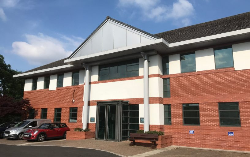 Exterior image 500 Styal Road, Manchester