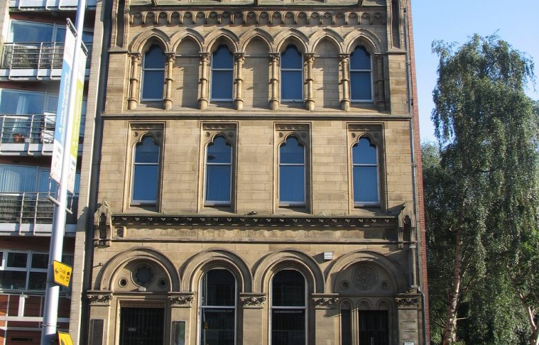 Exterior Image 247 Chapel Street, Manchester