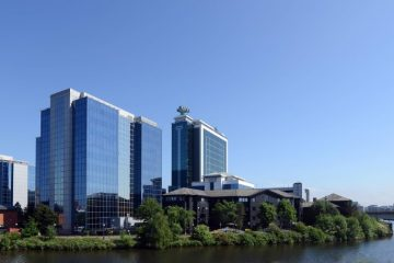 A Record Year For Office Lettings In Salford Quays Canning O Neill