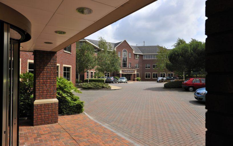 Exterior image - Riverside Court, Wilmslow