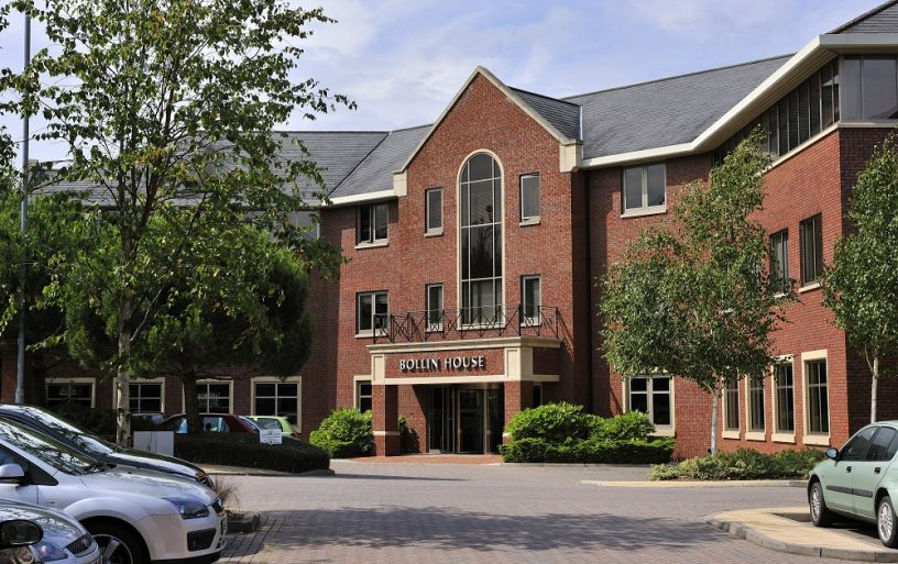 Exterior image Bollin House, Wilmslow