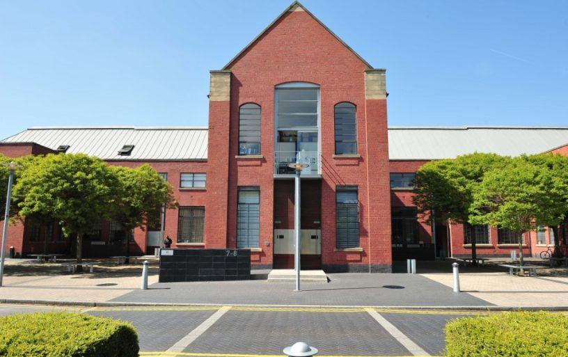 School House, Trafford Park