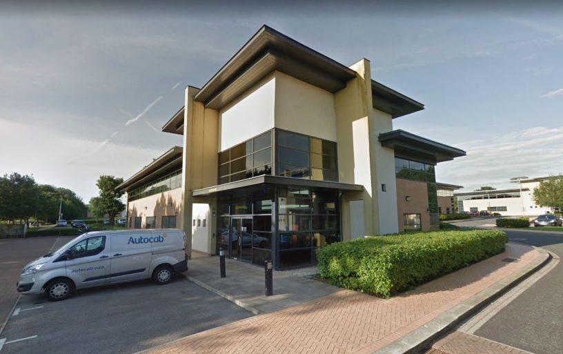 Exterior image Oak House, Cheadle Royal Business Park