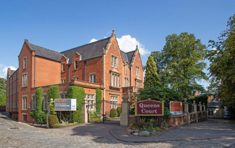 Queens Court, Alderley Edge
