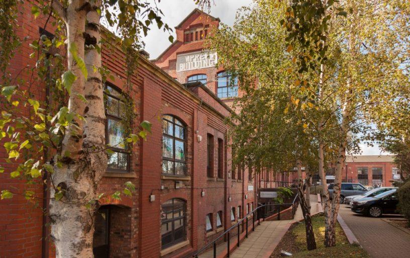 Empress Business Centre, Old Trafford