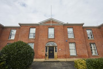 Haw Bank House, Cheadle