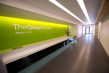 The Greenhouse, MediaCityUK