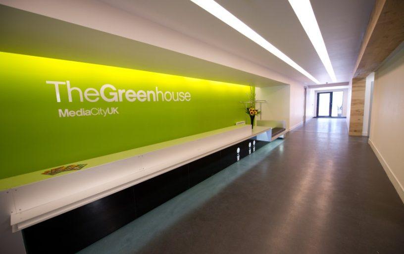 The Greenhouse, MediaCityUK