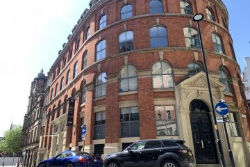 Clarence House, Manchester