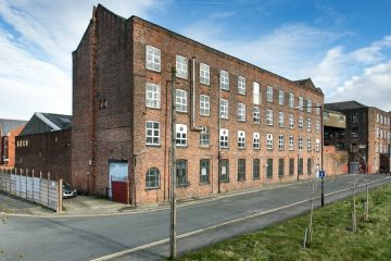 Chapeltown Warehouse, Manchester