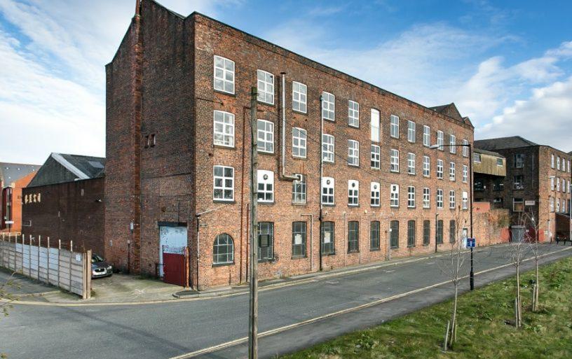 Chapeltown Warehouse, Manchester