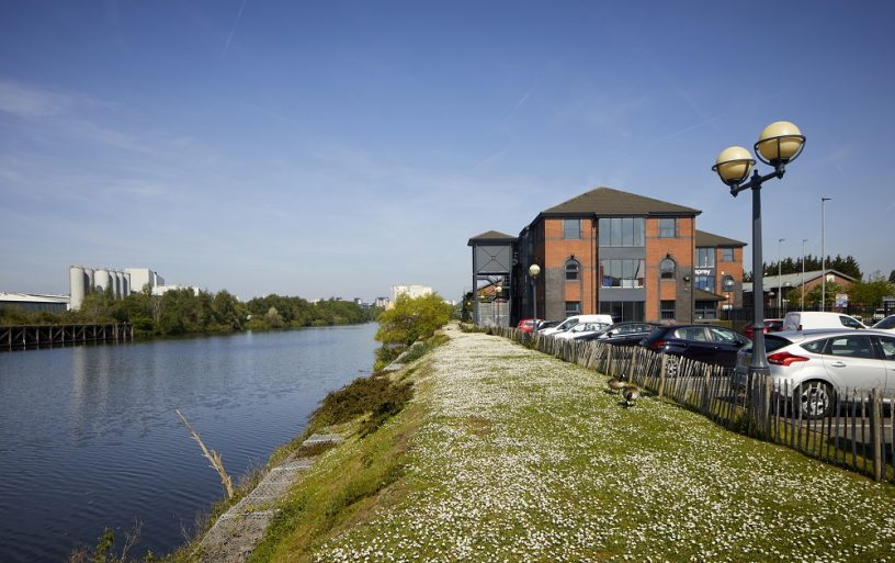 Osprey @ Thenest, The Quays