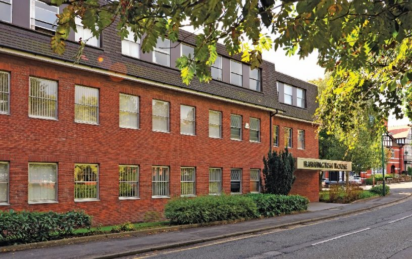 Barrington House, Alderley Edge