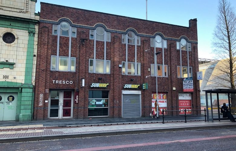Tresco House, Manchester