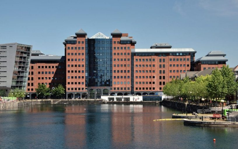 Anchorage Two, Salford Quays