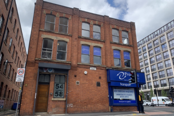 54-58 Great Ancoats Street, Manchester