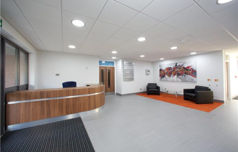 Parkway House - Reception